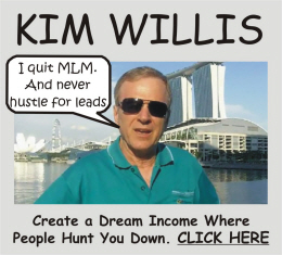 Kim Willis I Quit MLM Banner Image