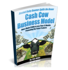 Cash Cow eBook Cover Image